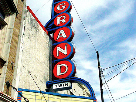 Grand Theater Preservation Texas
