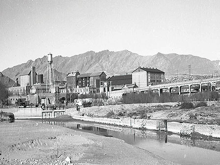 Oňate Crossing/Hart's Mill/Old Fort Bliss