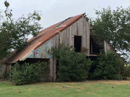 Historic Barns Statewide - Preservation Texas